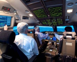 777 Full Flight Simulator Seattle