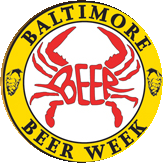 Logo Baltimore Beerweek - courtesy of Baltimore Beerweek