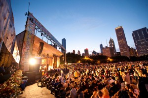 Chicago Blues Festival - Konzert im Grant Park - Credit: City of Chicago