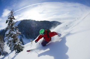 "In Aspen lockt der ""Powder"". © Colorado Tourism Office"