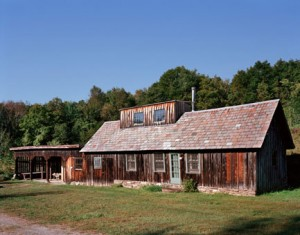 Sugarhouse auf der Scott Farm (c) Landmark Trust USA