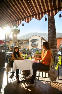 Genussvoll dinieren bei der Palm Springs Desert Resorts Restaurant Week (c) Palm Springs Bureau of Tourism