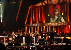 Die Grand Ole Opry in Nashville (c) Tennessee Tourism