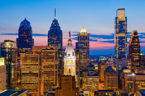 "Bächtliche Glanzlichter in der ""City of brotherly love"" (c) PHL CVB"