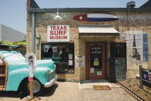 Coole Atmosphäre im Texas Surf Museum © Texas Tourism